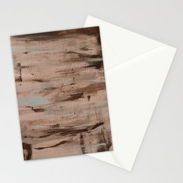 A touch of pale blue Stationery Cards