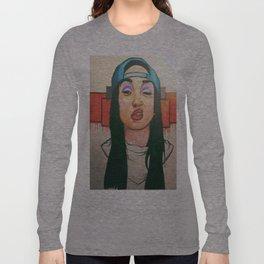 Thuggin Long Sleeve T-shirt