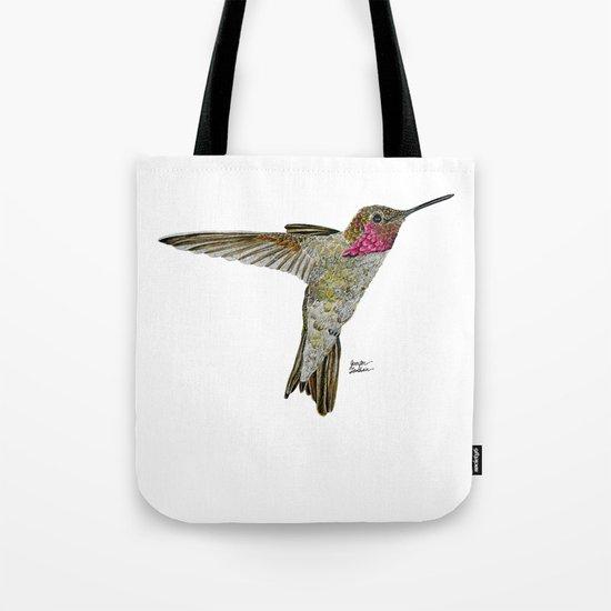 Hummingbird Ayre Tote Bag