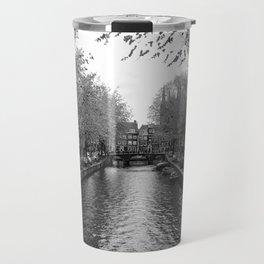 leidsegracht, amsterdam Travel Mug