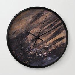 Granite 1 Wall Clock