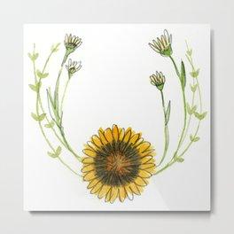 Floral arrangement #1 Metal Print