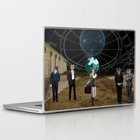wolves Laptop & iPad Skins featuring Wolves  by Design4u Studio
