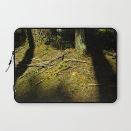 Forest Shadows 2 Laptop Sleeve