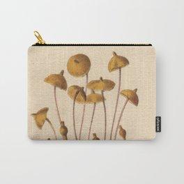 1800s Moss Lithograph Splachnum Luteum Carry-All Pouch