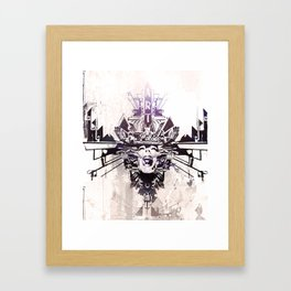 Protect! Framed Art Print