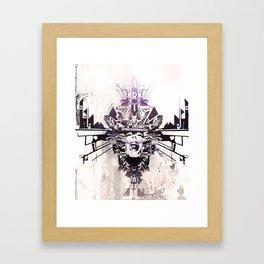 Protect! Framed Art Print