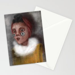 Paulina, the Clown Stationery Cards