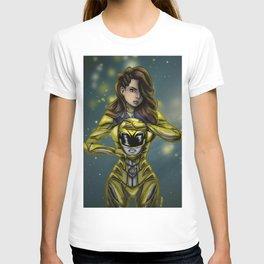 Trini / Yellow Ranger T-shirt