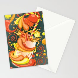 Freshly Squeezed - Mixology Series Stationery Cards