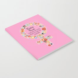 Fearless Female Pk Notebook