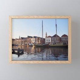 Haarlem, the Netherlands Framed Mini Art Print