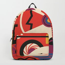 Mars Tour : Space Galaxy Backpack