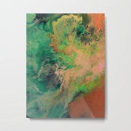 Feng Shui: Wood Metal Print