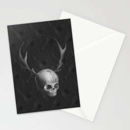 The Fate (Skull) Stationery Cards