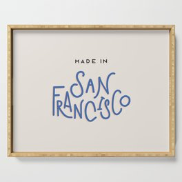 Made in San Francisco Serving Tray