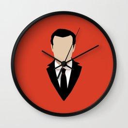 3 Jim Moriarty Wall Clock