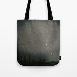Celestial Mechanics Tote Bag