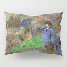1888 - Gauguin - Landscape of Brittany Pillow Sham