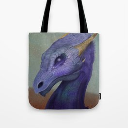 Pearl Eye Dragon Tote Bag