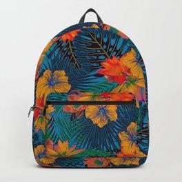 My Tropical Garden 17 Backpack