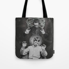Worlds Hitherto Unseen Tote Bag