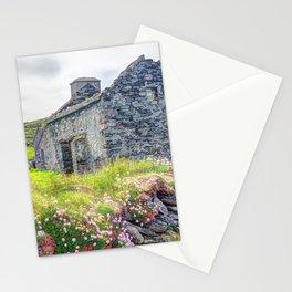 Harbor Master House, Ring of Kerry Ireland Stationery Cards