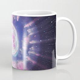 Elliptical Galaxy Eye Coffee Mug