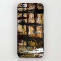 """modern vampires of art history iPhone & iPod Skins featuring """"History"""" by Amanda Phipps"""