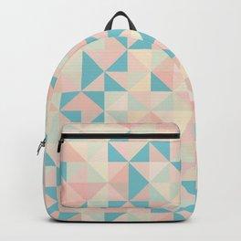 Summer Dreams / Pastel Tiles Backpack