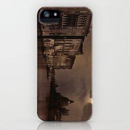 Night on the Venice Grand Canal (Carlo Naya iPhone Case