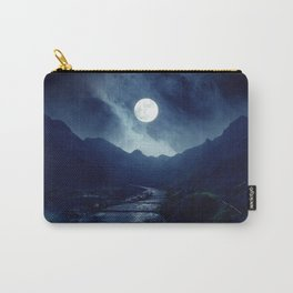 Walk to the Moon Carry-All Pouch