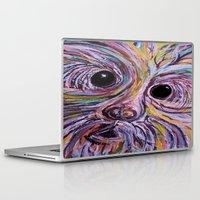 schnauzer Laptop & iPad Skins featuring Schnauzer by EloiseArt