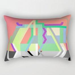 Maskine 4 Rectangular Pillow