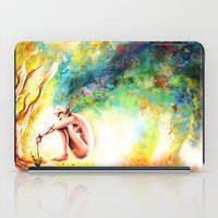fishing iPad Cases featuring FISHING by danyDINIZ