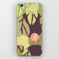 jungle iPhone & iPod Skins featuring Jungle by VessDSign