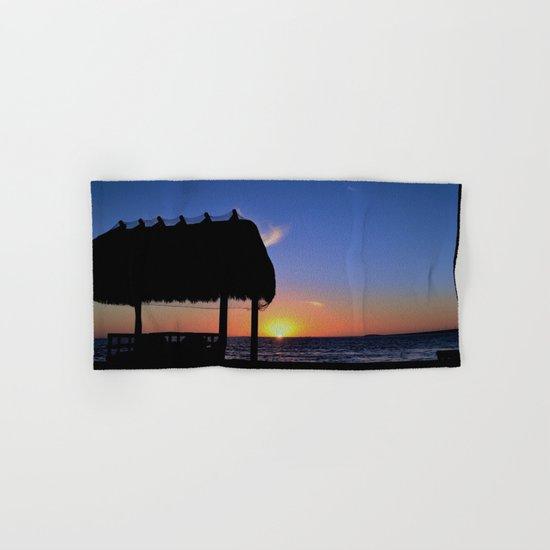 Florida Keys Sunset Hand & Bath Towel