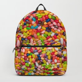 Gourmet Jelly Bean Pattern  Backpack