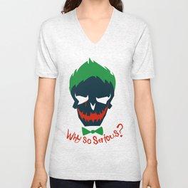 Suicide Squad - The Joker Unisex V-Neck
