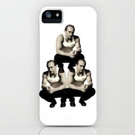Putin squattin on Putin iPhone Case