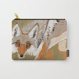 Totem Coyote Carry-All Pouch