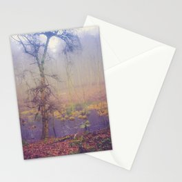SWAMPY FOREST 3 (everyday 05.01.2017) Stationery Cards