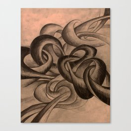 This Tangle of Thorns Canvas Print