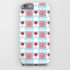 Dots Bubbles  iPhone 6s Slim Case