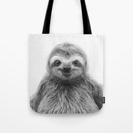 Young Sloth Tote Bag
