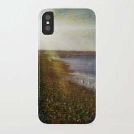 Short Days iPhone Case