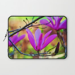 Lily Magnolia Laptop Sleeve