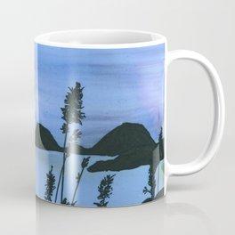 Lake at Dusk Coffee Mug