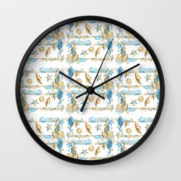 Sea & Ocean #3 Wall Clock