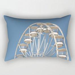 High In The Blue Sky 2 Rectangular Pillow